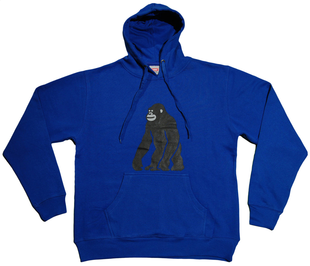 X-LARGE - 'Georgie' [(Blue) Hooded Sweatshirt]