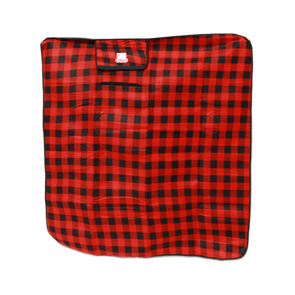 <!--020131125061303-->X-LARGE - 'Fleece Throw' [(Red) Blanket]