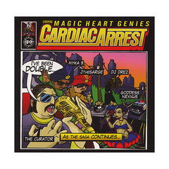 <!--2009021552-->Magic Heart Genies - 'Cardiac Arrest' [CD]