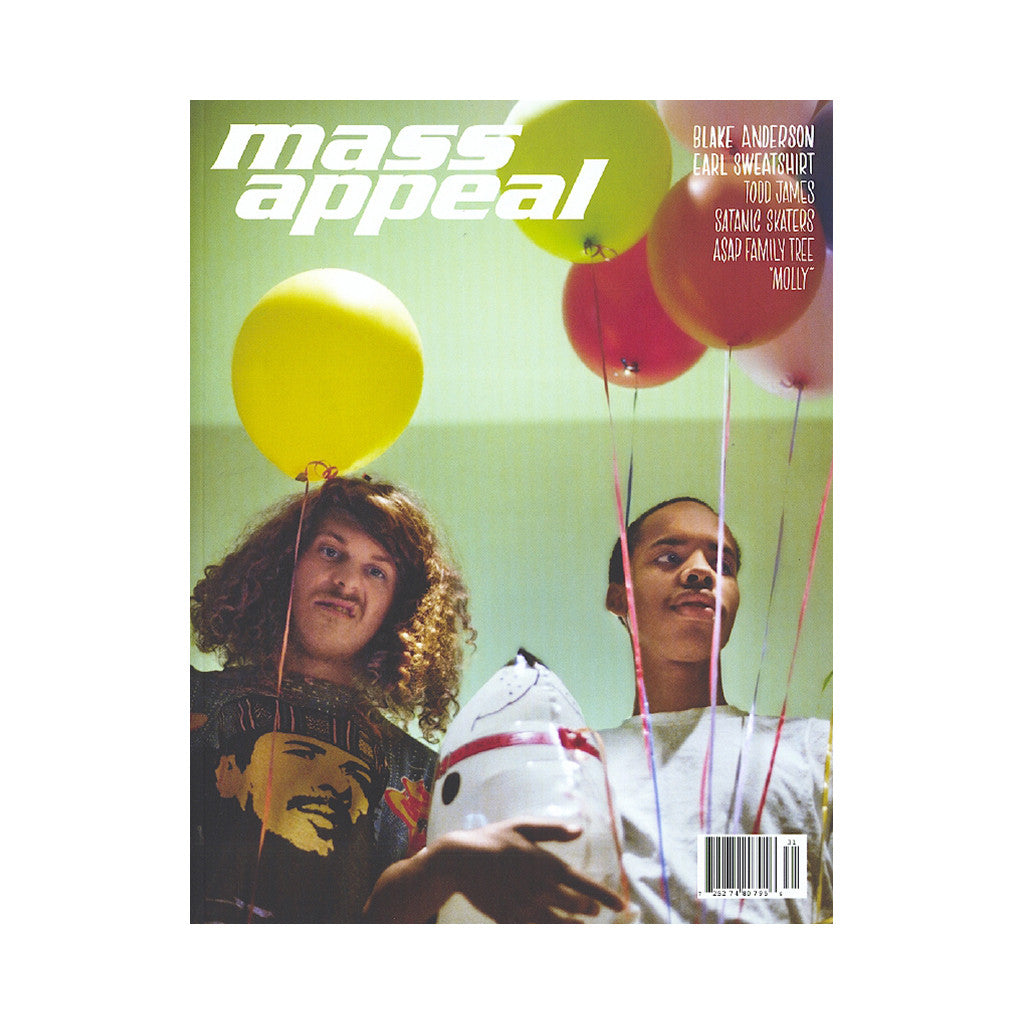 <!--020130430056126-->Mass Appeal - 'Issue 52' [Magazine]