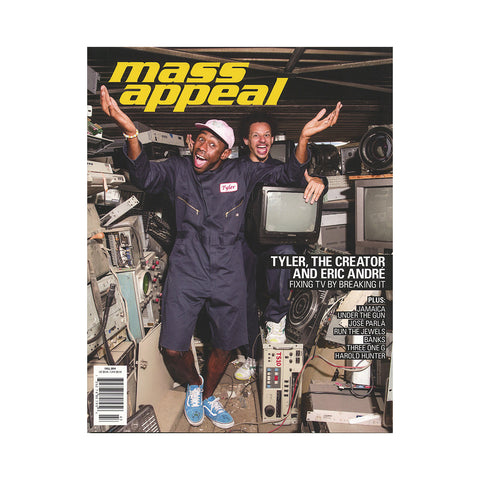 Mass Appeal - 'Issue 55' [Magazine]