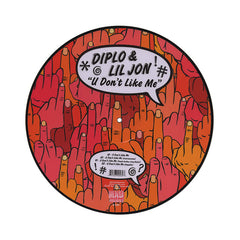"<!--120100921023848-->Diplo - 'U Don't Like Me/ U Don't Like Me (Remix)' [(Picture Disc) 12"" Vinyl Single]"