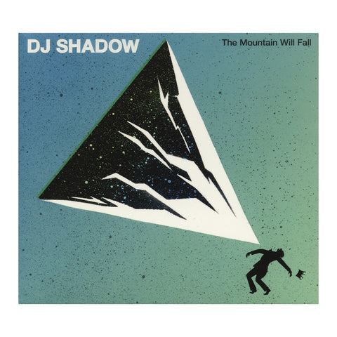 DJ Shadow - 'The Mountain Will Fall' [CD]
