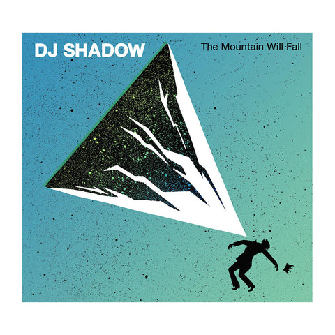 DJ Shadow - 'The Mountain Will Fall' [(Black) Vinyl [2LP]]