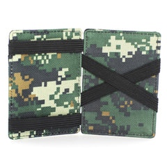 <!--020120619046327-->FLuD Watches - 'Magic Wallet - 8 Bit Camo' [(Camo Pattern) Wallet]