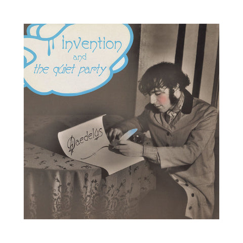 "[""Daedelus - 'Invention and The Quiet Party (15 Year Anniversary Edition)' [(Blue) Vinyl [2LP]]""]"