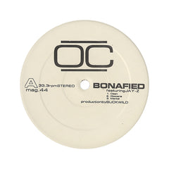 "<!--019000101011783-->O.C. - 'Bonafied/ U-N-I' [(Black) 12"""" Vinyl Single]"
