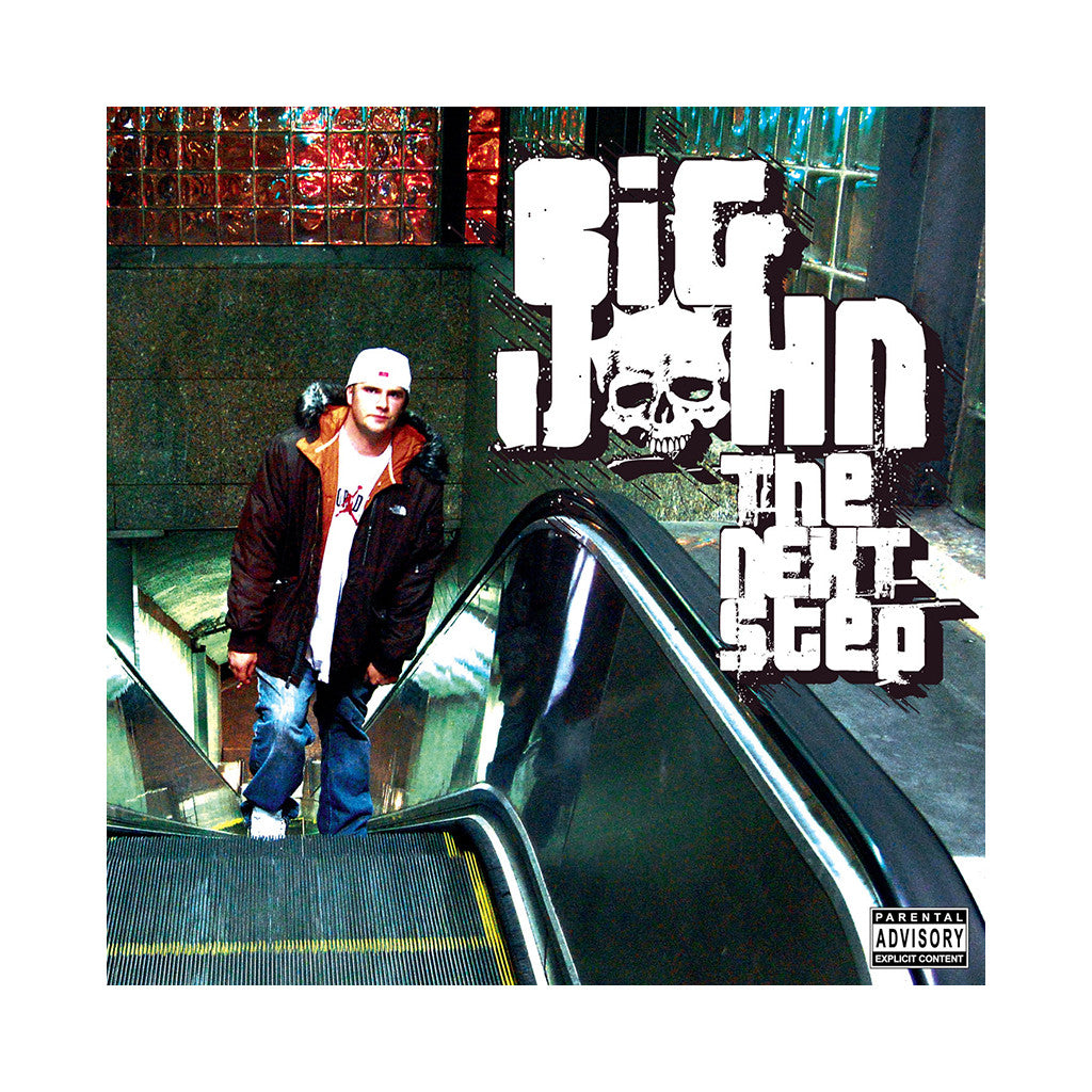 Big John - 'The Next Step' [CD]