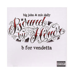 Bound By Honor - 'B For Vendetta' [CD]