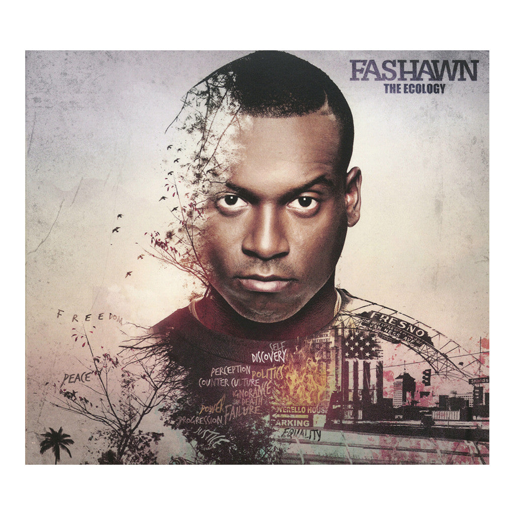 <!--120150224065199-->Fashawn - 'The Ecology' [CD]