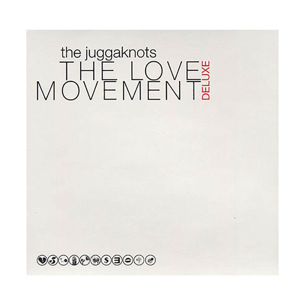 <!--020060627007694-->Juggaknots - 'The Love Deluxe Movement' [CD]