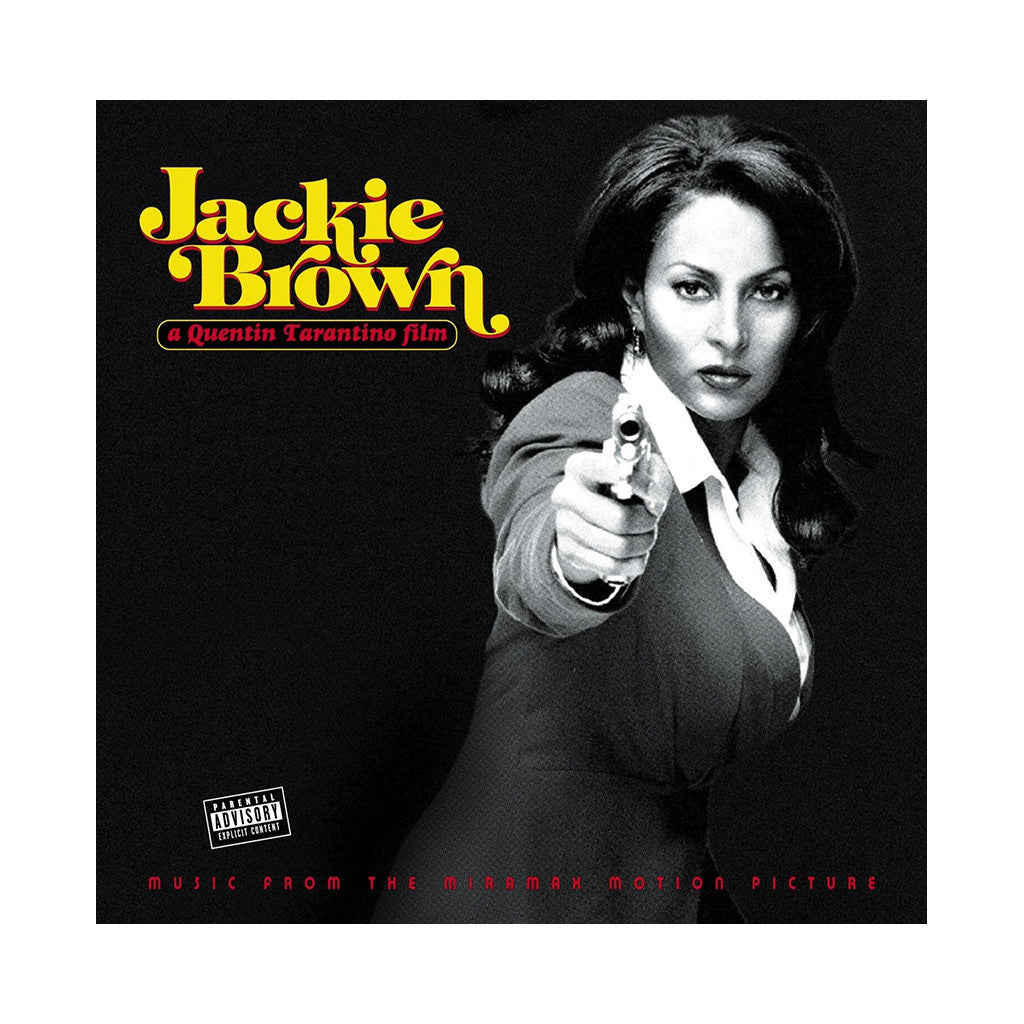 Various Artists - 'Jackie Brown (Music From The Mirimax Motion Picture)' [(Black) Vinyl LP]