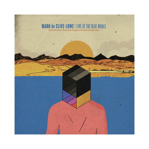Mark de Clive-Lowe - 'Live At The Blue Whale' [(Black) Vinyl LP]