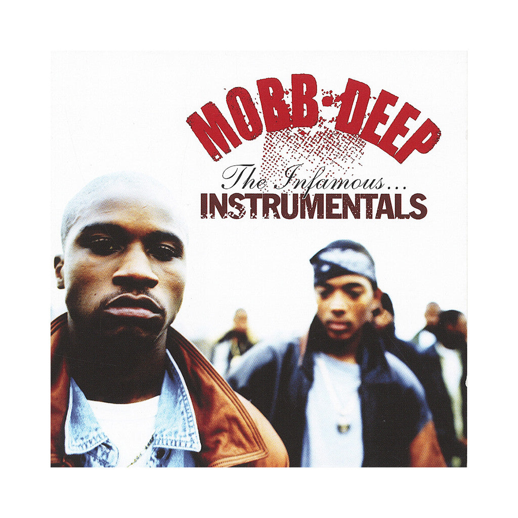 <!--019950425002112-->Mobb Deep - 'The Infamous... (Instrumentals)' [(Black) Vinyl LP]