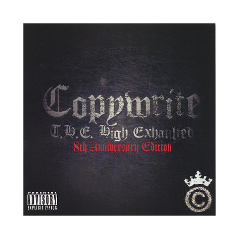 Copywrite - 'T.H.E. High Exhaulted: 8th Anniversary Edition' [CD]