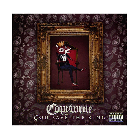 Copywrite - 'God Save The King' [CD]