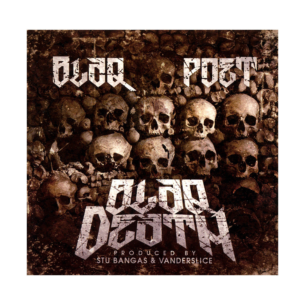 <!--020131126060710-->Blaq Poet - 'Blaq Death' [CD]
