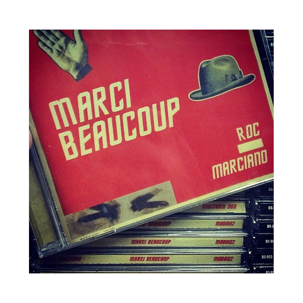 <!--120131224061106-->Roc Marciano - 'Marci Beaucoup' [CD]