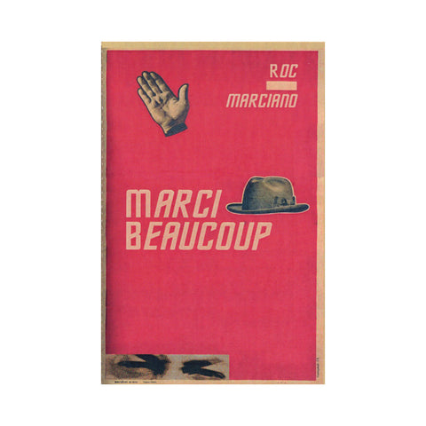 "[""Roc Marciano - 'Marci Beaucoup' [(Red) Cassette Tape]""]"