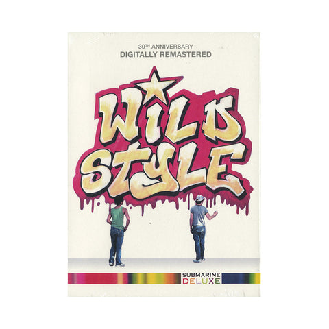 "[""Wild Style - 'The Movie: 30th Anniversary Edition' [DVD [2DVD]]""]"