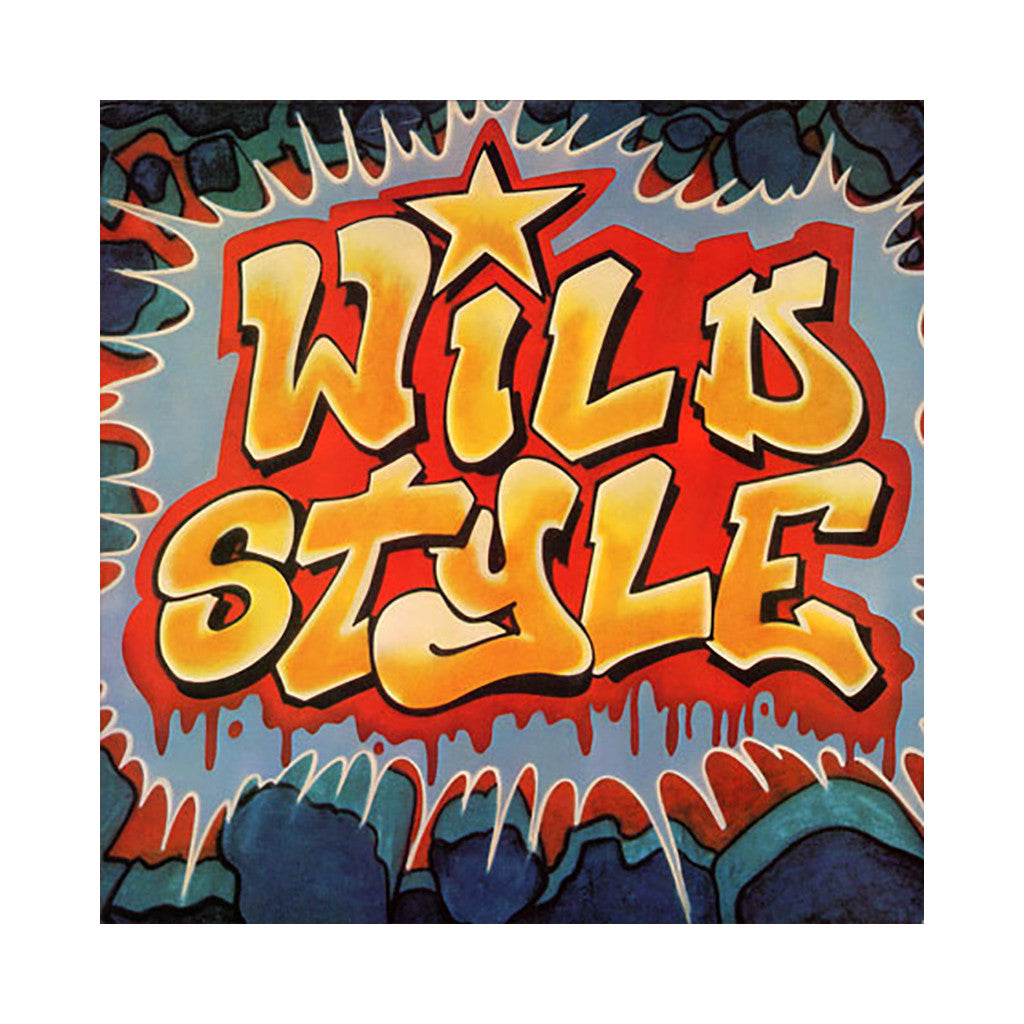 <!--020071009010815-->Various Artists (Wild Style) - 'Wild Style Original Sountrack' [(Black) Vinyl LP]