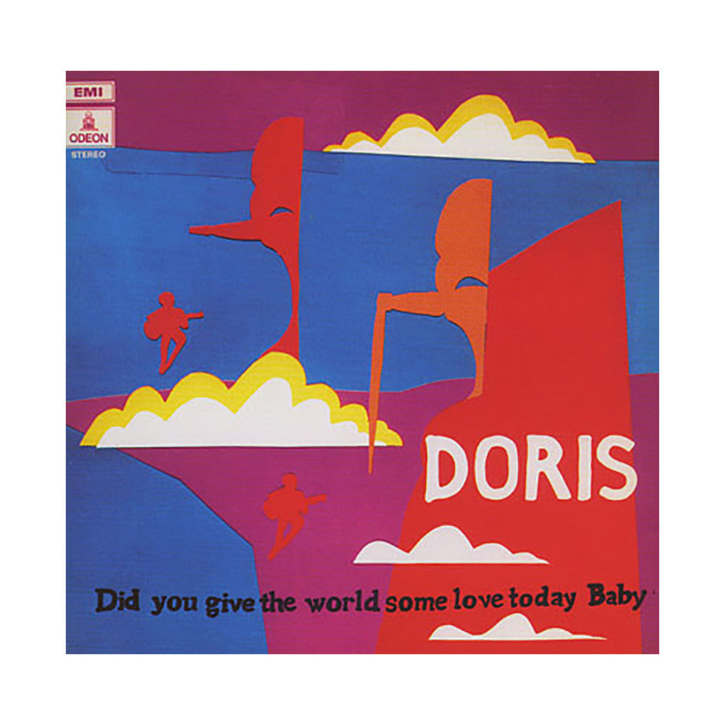 Doris - 'Did You Give The World Some Love Today Baby' [CD]