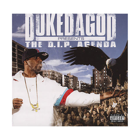 Dukedagod Presents - 'The D.I.P. Agenda' [CD]