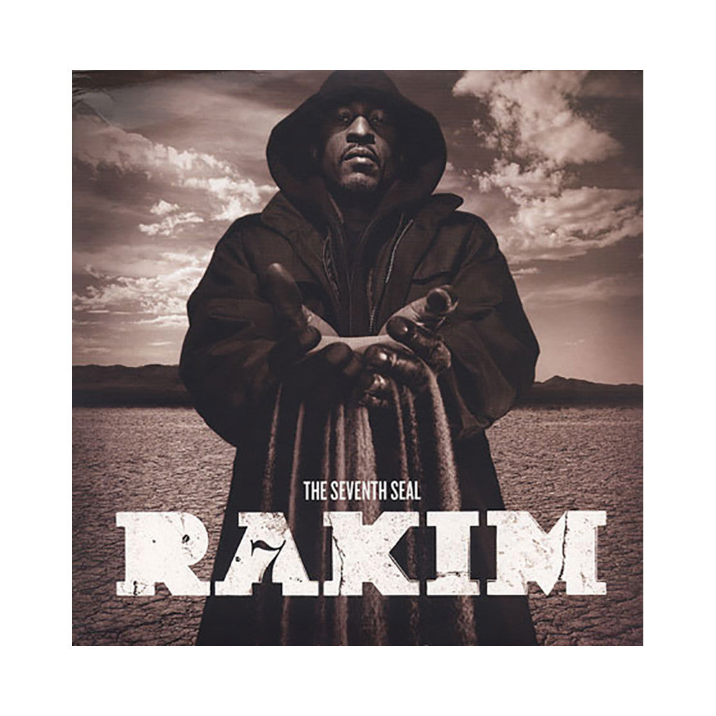 <!--2009111719-->Rakim - 'The Seventh Seal' [(Black) Vinyl [2LP]]