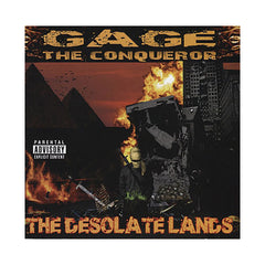 <!--2011083037-->Gage The Conqueror - 'The Desolate Lands' [CD]