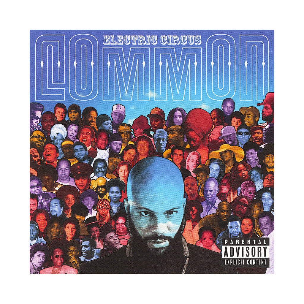 <!--020021210004152-->Common - 'Electric Circus' [CD]