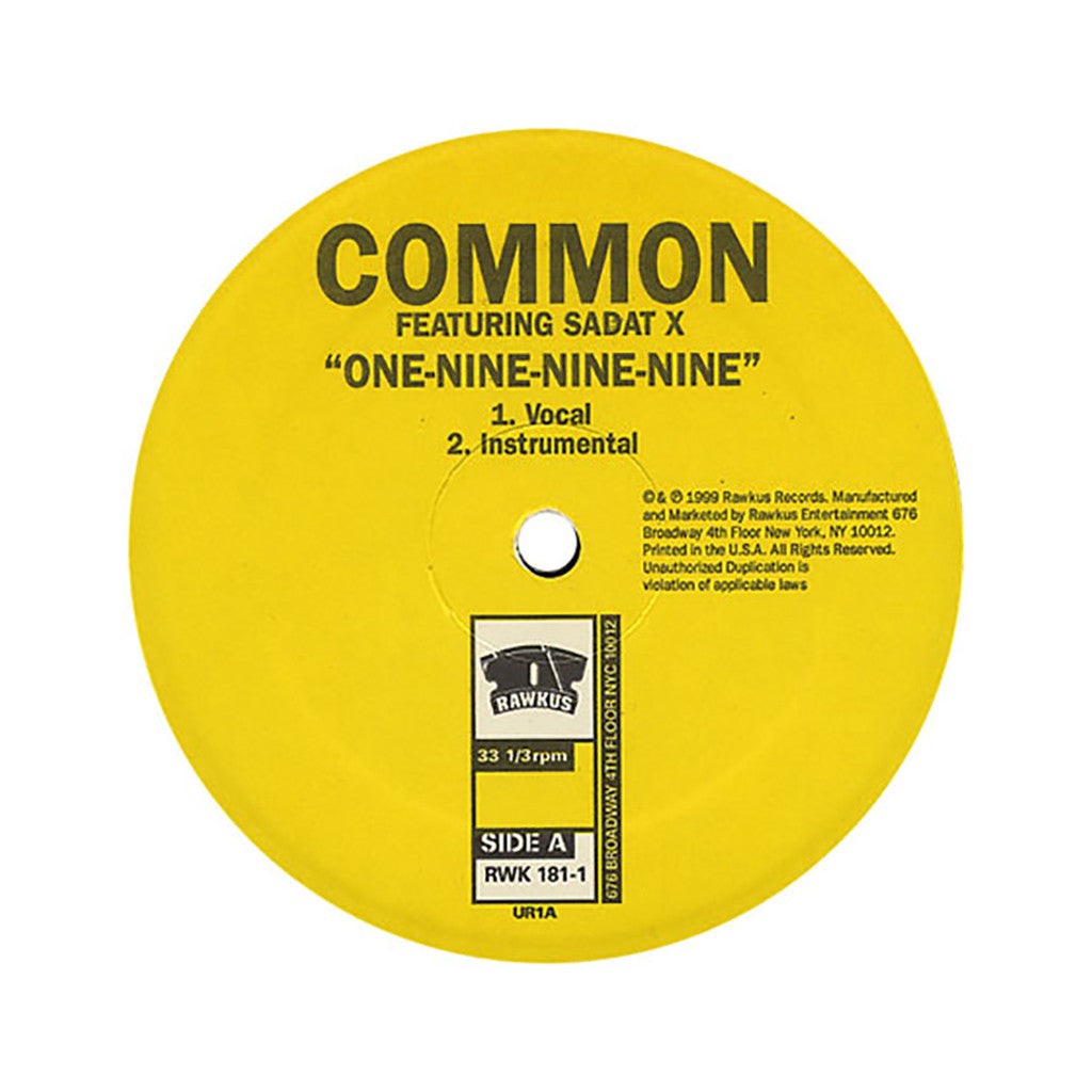 <!--1999040247-->Common - 'Like They Used To Say' [Streaming Audio]