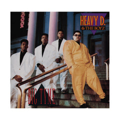 <!--119890613003180-->Heavy D & The Boyz - 'Big Tyme' [CD]
