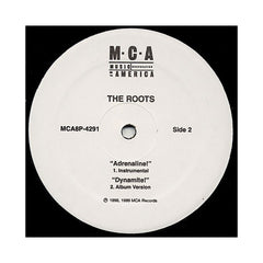 "<!--019990101014142-->The Roots - 'Adrenaline/ Dynamite!' [(Black) 12"" Vinyl Single]"