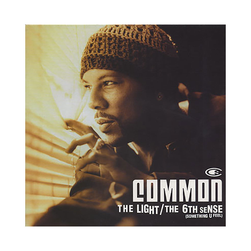 "<!--020000307016772-->Common - 'The Light/ The 6th Sense (Something U Feel)' [(Black) 12"" Vinyl Single]"