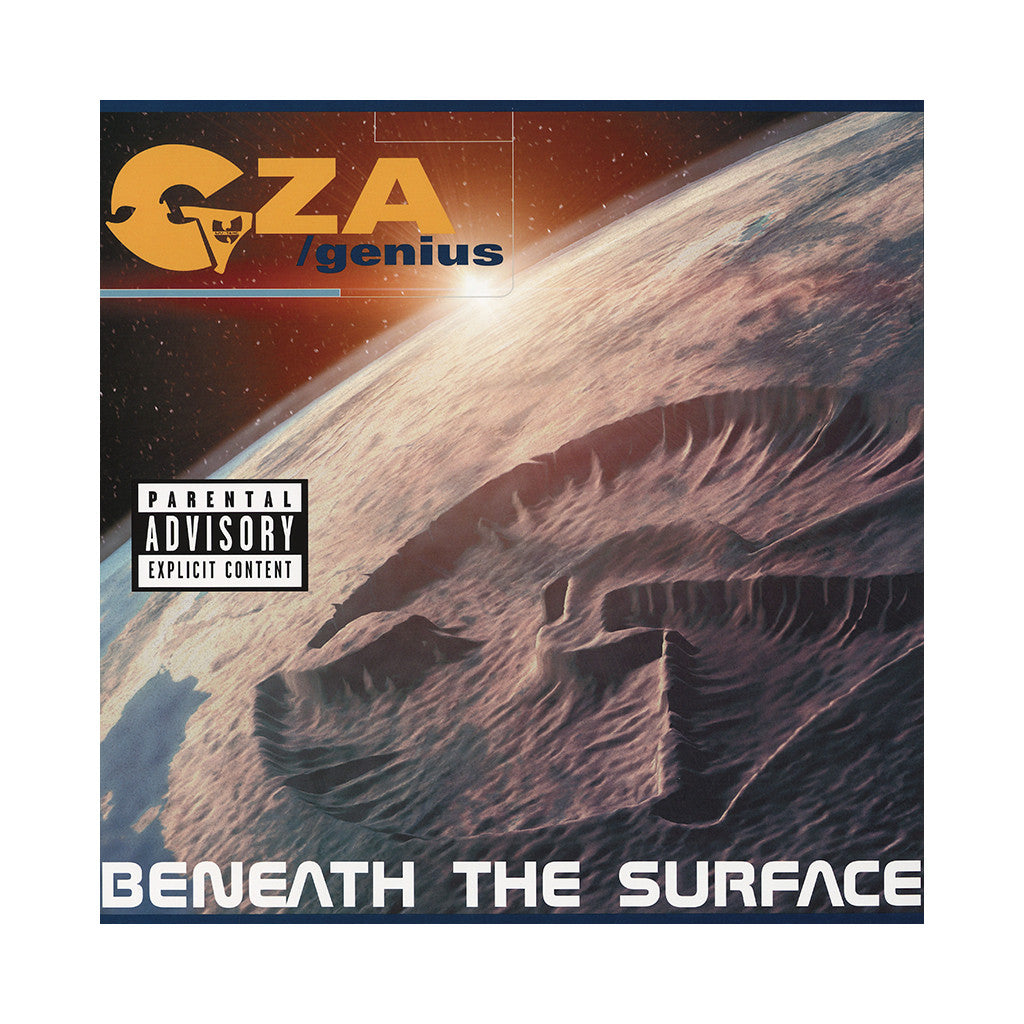 GZA/ Genius - 'Beneath The Surface' [CD]