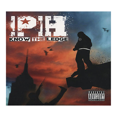 PH - 'Know The Ledge' [CD]