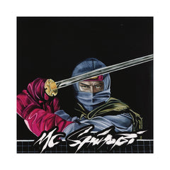 MC Shinobi - 'MC Shinobi' [(Black) Vinyl LP]