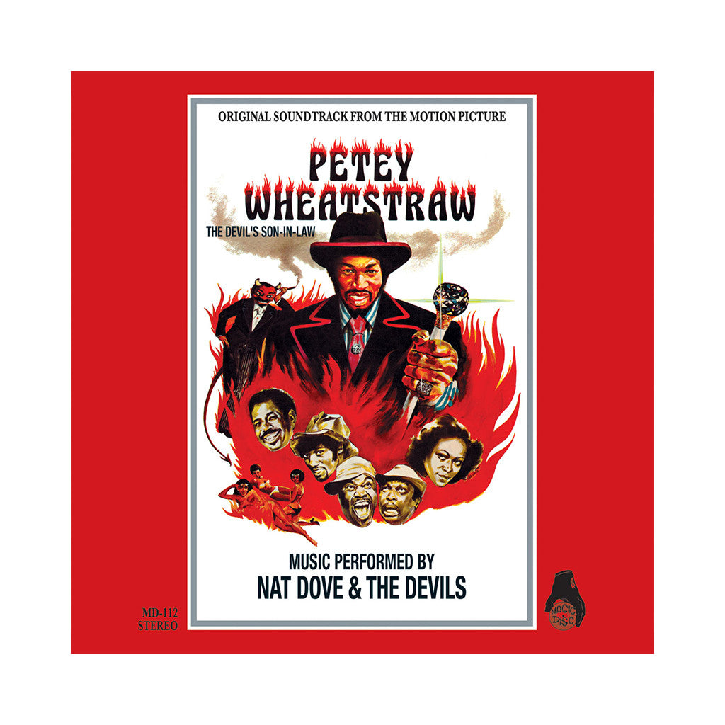 <!--120070206008997-->Rudy Ray Moore - 'Petey Wheatstraw (Original Soundtrack)' [CD]