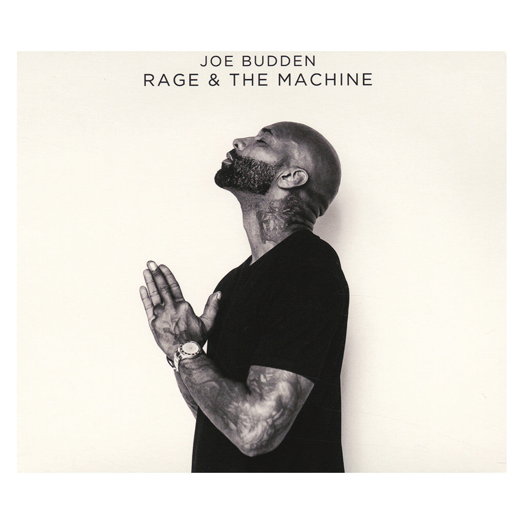 Joe Budden - 'Rage & The Machine' [CD]