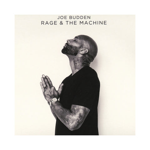 Joe Budden - 'Rage & The Machine' [(Black) Vinyl LP]