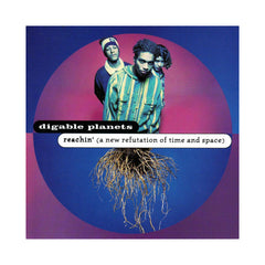 Digable Planets - 'Reachin' (A New Refutation Of Time And Space) (25th Anniversary Edition)' [(Black) Vinyl [2LP]]