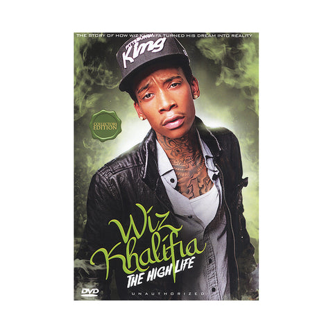 "[""Wiz Khalifa - 'The High Life' [DVD]""]"