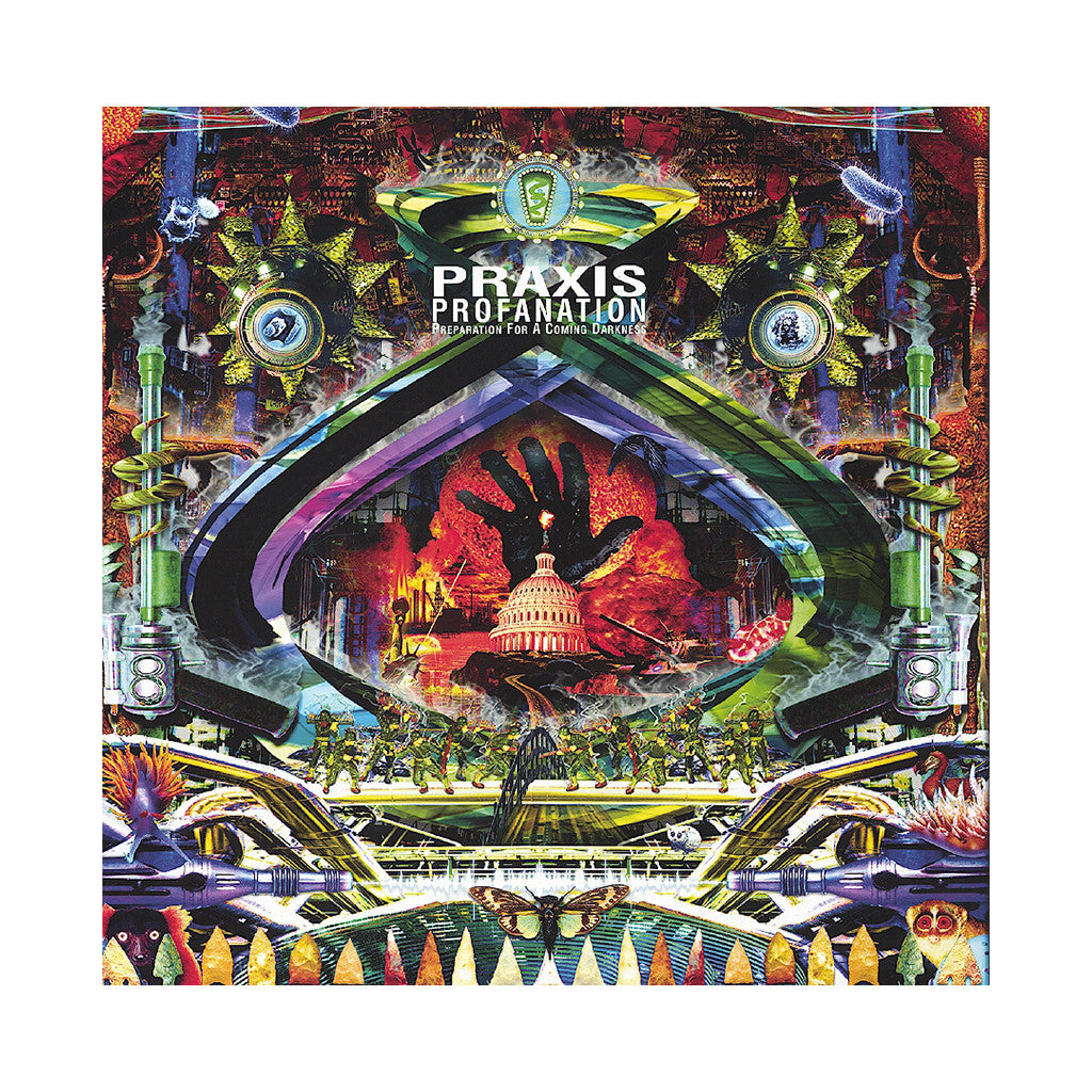 <!--020110301001663-->Praxis - 'Profanation: Preparation for a Coming Darkness' [CD]