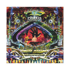<!--120130430054246-->Praxis - 'Profanation: Preparation for a Coming Darkness' [(Black) Vinyl [2LP]]