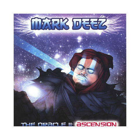 Mark Deez - 'The Oracle II: Ascension' [CD]