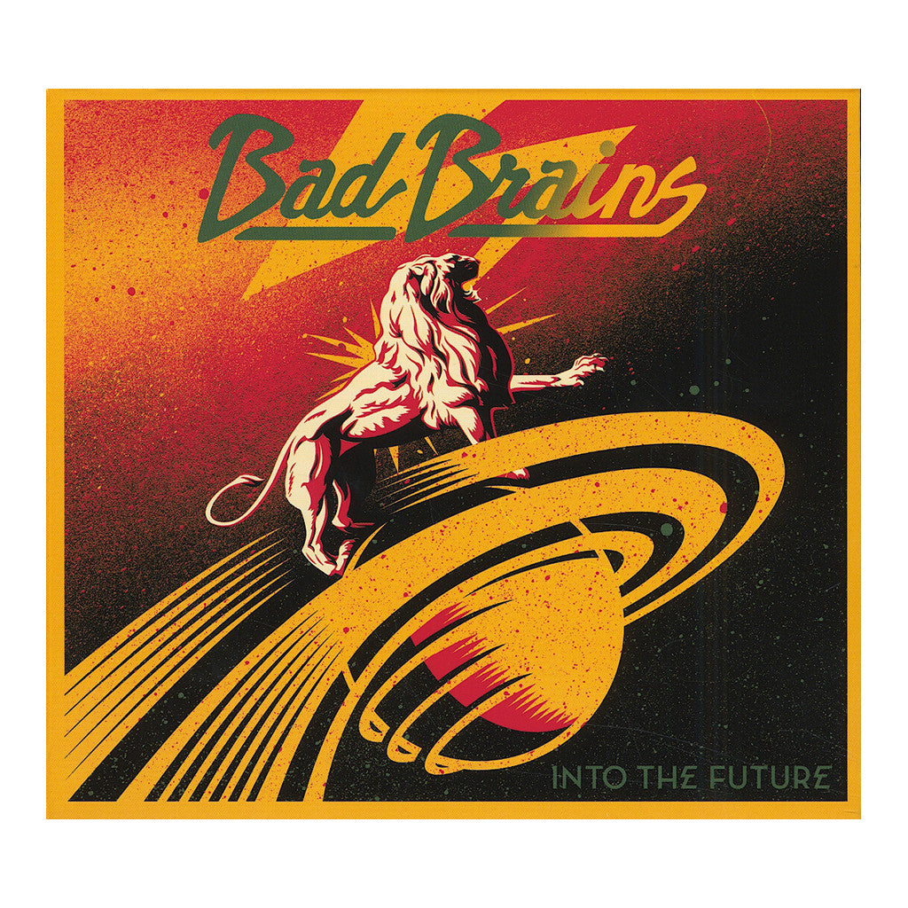 <!--120121120051071-->Bad Brains - 'Into The Future' [CD]