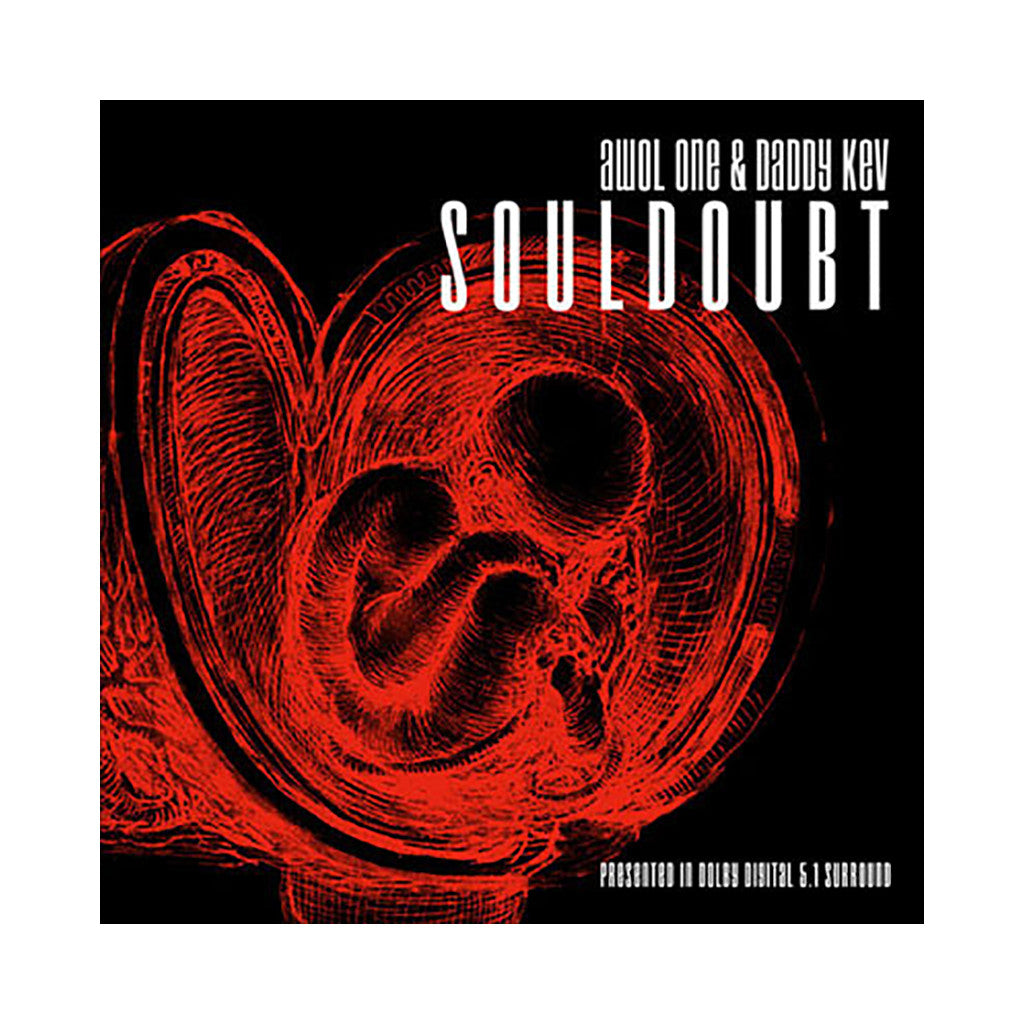 AWOL One & Daddy Kev - 'Souldoubt' [CD]