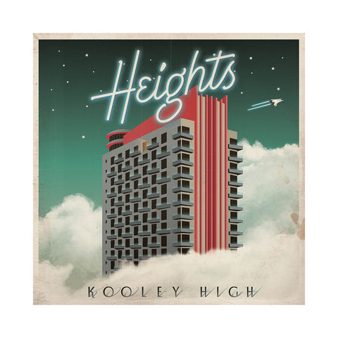 Kooley High - 'Heights' [(Black) Vinyl EP]