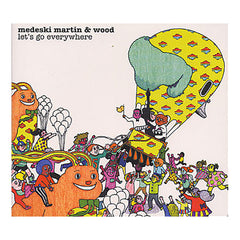 Medeski, Martin & Wood - 'Let's Go Everywhere' [CD]