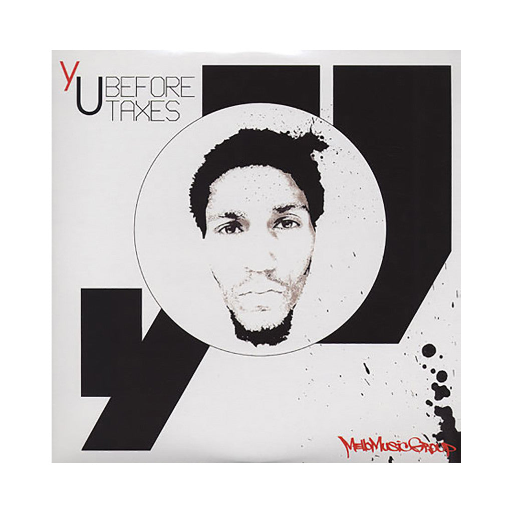<!--020100511019778-->yU - 'Before Taxes' [(Black) Vinyl [2LP]]